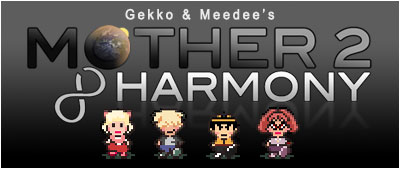 MOTHER 2 Harmony Banner