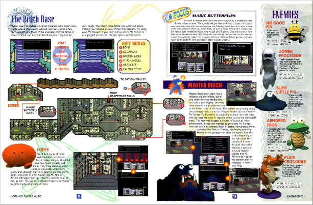 starmen net earthbound player s guide rh starmen net earthbound beginnings strategy guide earthbound strategy guide download