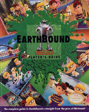 starmen net earthbound player s guide rh starmen net earthbound snes strategy guide earthbound strategy guide amazon