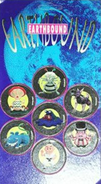 EarthBound Pogs