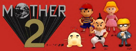 Mother 2 Bumper Sticker