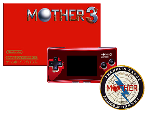 Mother 3 Deluxe Box