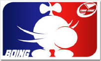 EB Sticker Collection 1: BOING