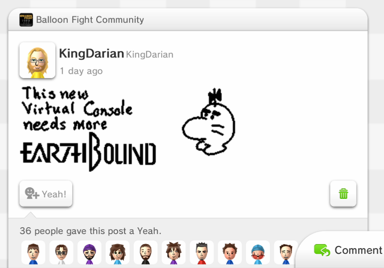 Earthbound / Mother 2: Wii U Needs EB on VC « The Newsroom