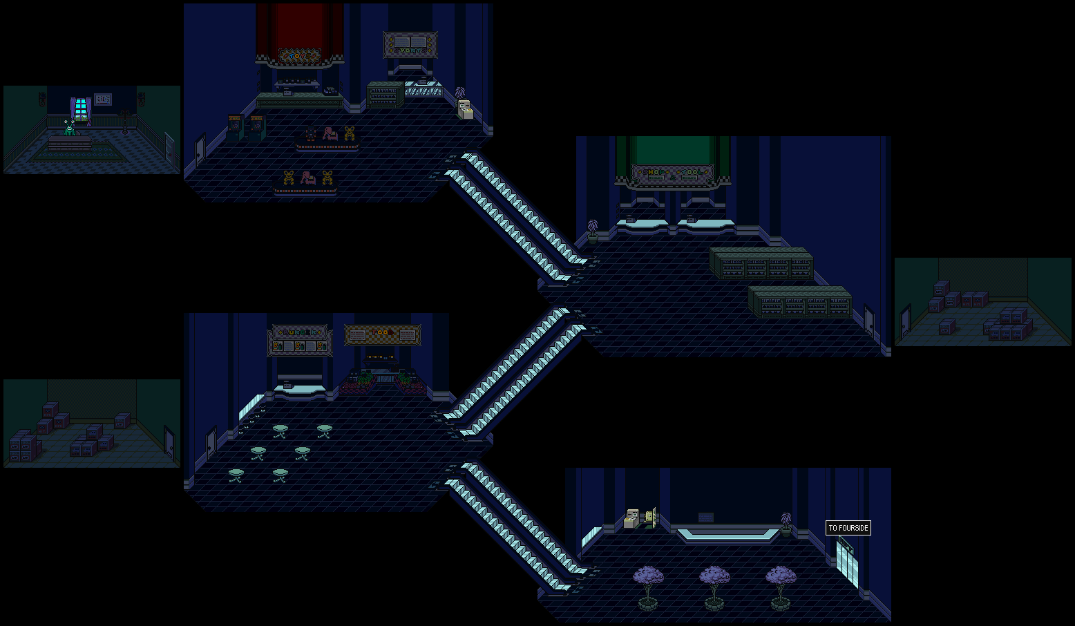 Starmen Net Mother 2 Earthbound Maps