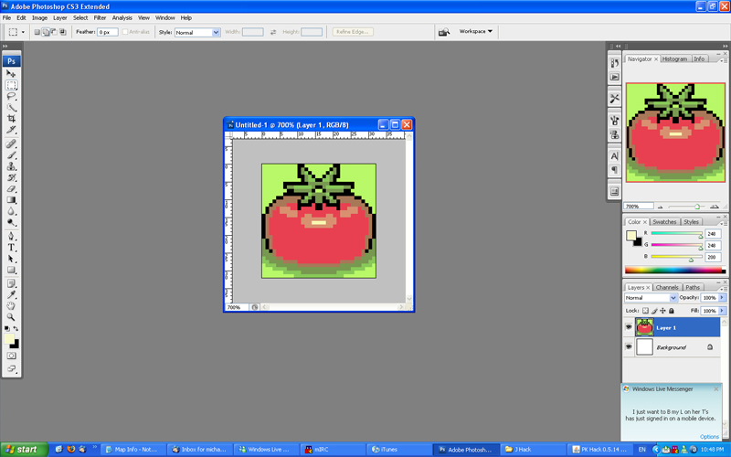 For The Sake Of Tutorial I Ll Say We Want To Put This Tomato In Onett Somewhere Means Will Have Add It Tileset Included