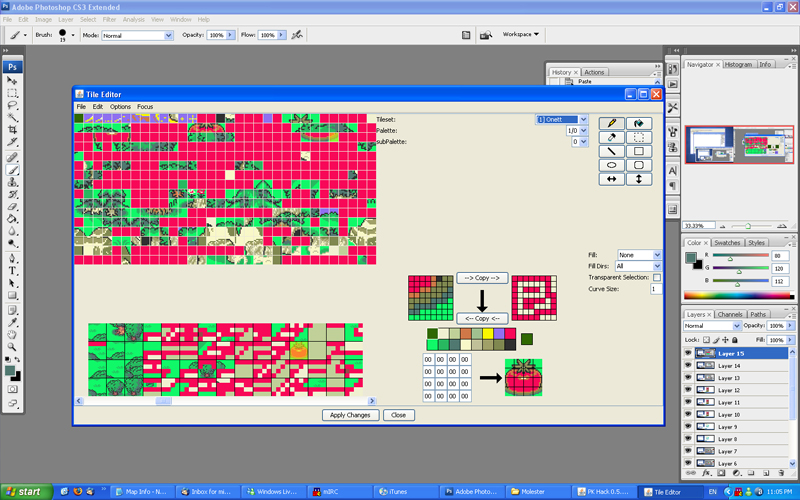 Close The Tile Editor And Enter Map You Should See Tomato In Tiles Under Onett S Tileset Success Plant That Wherever