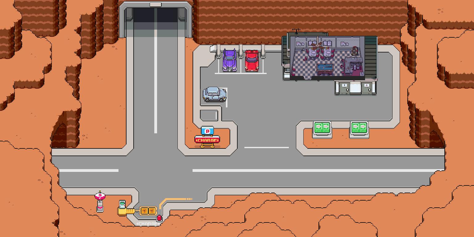 STARMEN NET - MOTHER 3 Maps