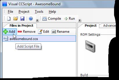 CCScript Tutorial