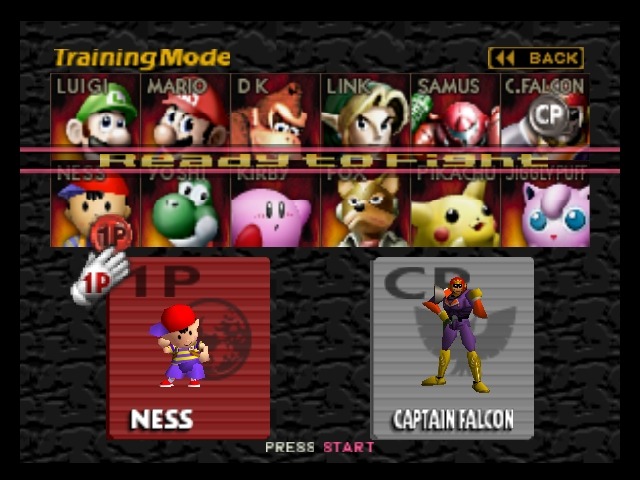 Smash Bros 64 Rom Hack