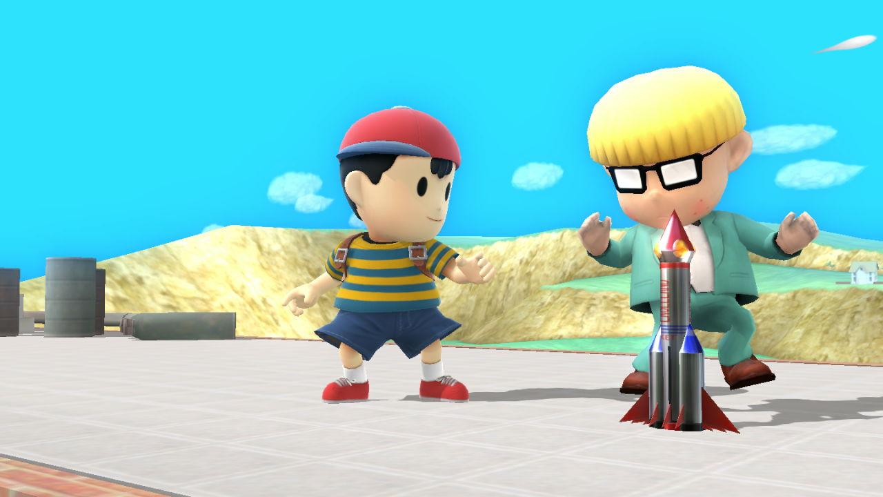 STARMEN NET - Super Smash Bros 4